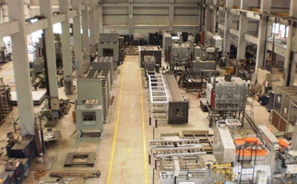 DOWA HIGHTEMP FURNACE MANUFACTURING UNITS